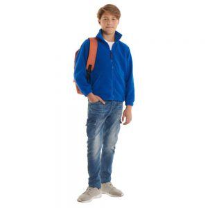 Uneek - Childrens Full Zip Micro Fleece Jacket - UC603