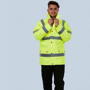 Uneek - Hi-Vis Road Safety Jacket - UC803