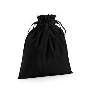 Westford Mill - Organic Cotton Drawcord Bag - WM118