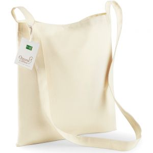 Westford Mill - Organic Cotton Sling Tote Bag - WM187
