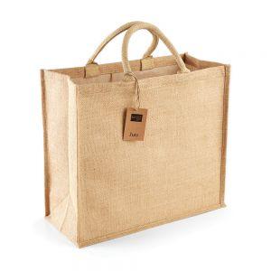 Westford Mill - Jute Jumbo Shopper - WM408