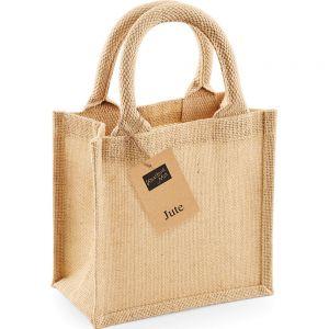 Westford Mill - Jute Petite Gift Bag - WM411