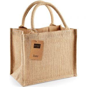 Westford Mill - Jute Mini Gift Bag - WM412