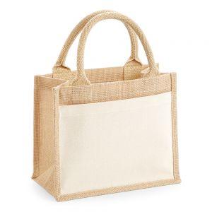 Westford Mill - Pocket Jute Gift Bag - WM425