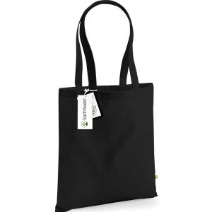 Westford Mill - EarthAware Organic Tote Bag For Life - WM801
