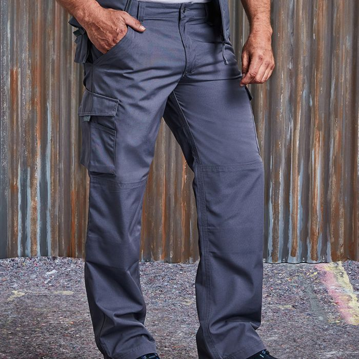 Russell - Heavy Duty Work Trousers - J015M