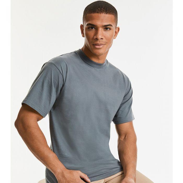 Russell - Classic Ringspun T-Shirt - J180M