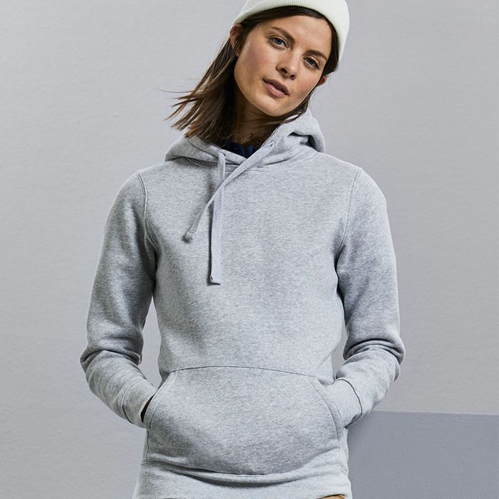 Russell Jerzees - Women's Authentic Hooded Sweatshirt - J265F