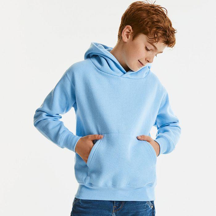 Russell Jerzees - Kids Hooded Sweatshirt - J575B