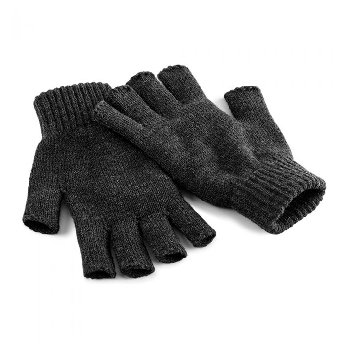 Beechfield - Fingerless Gloves - BB491