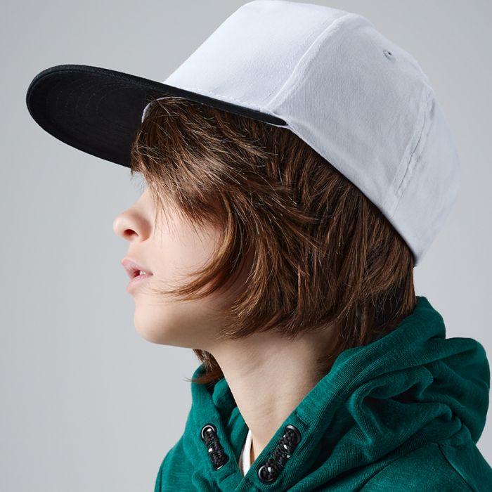 Beechfield - Youth Snapback Cap - BB615