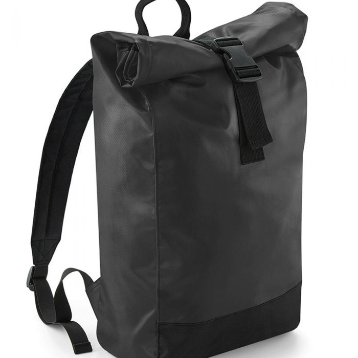 BagBase - Tarp Roll-Top Backpack - BG815