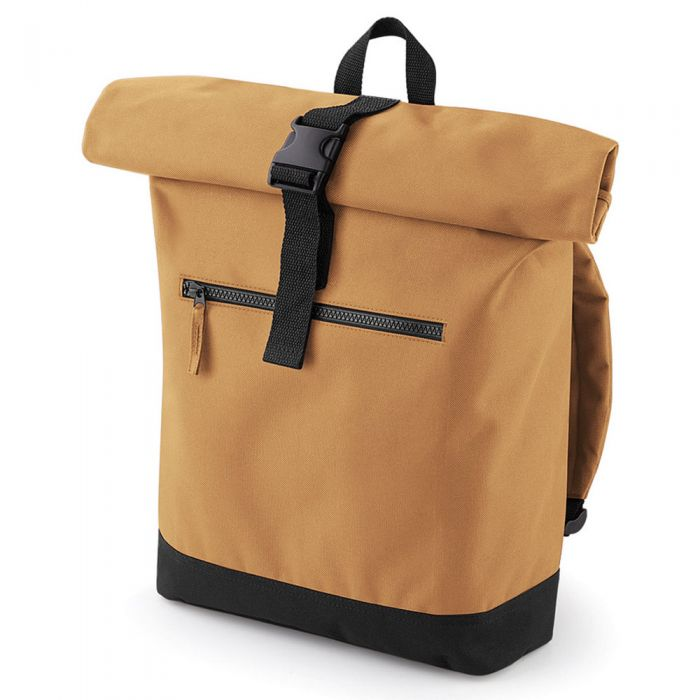 BagBase - Roll-Top Backpack - BG855