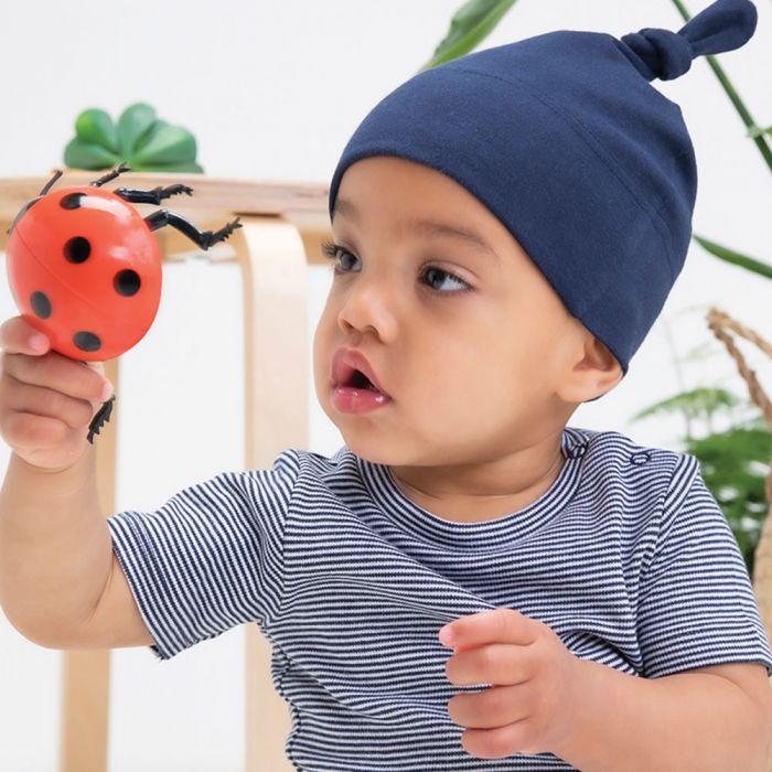 Babybugz - Baby Knotted Hat - BZ15