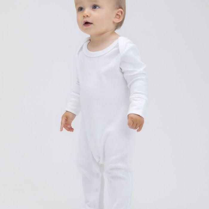 Babybugz - Baby Organic Sleepsuit with Mitts - BZ35