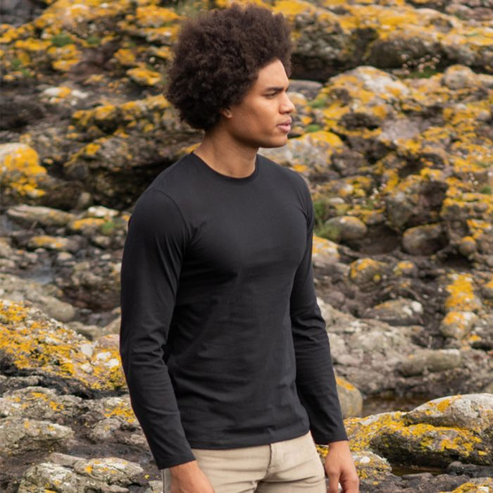 Ecologie by AWDis - Erawan Organic Long Sleeve T-Shirt - EA021