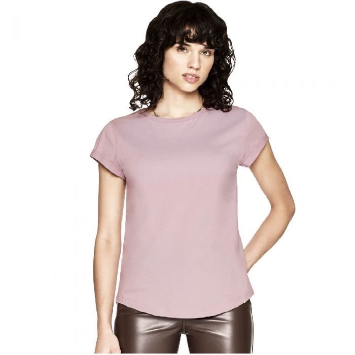 Earth Positive - Women's Rolled Sleeve T-Shirt - EP16