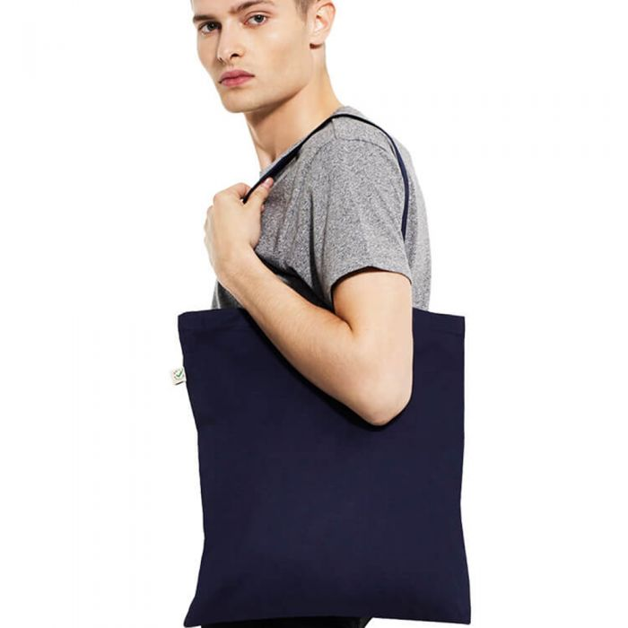 Earth Positive - Organic Shopper Tote Bag - EP70