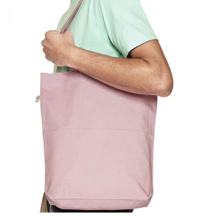 Earth Positive - Organic Fashion Tote Bag - EP75