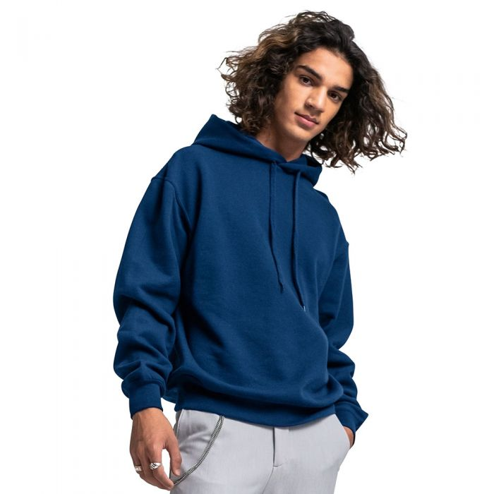 Fruit of the Loom - Classic Hooded Basic Sweat No Pocket Hoodie - F62-168-0