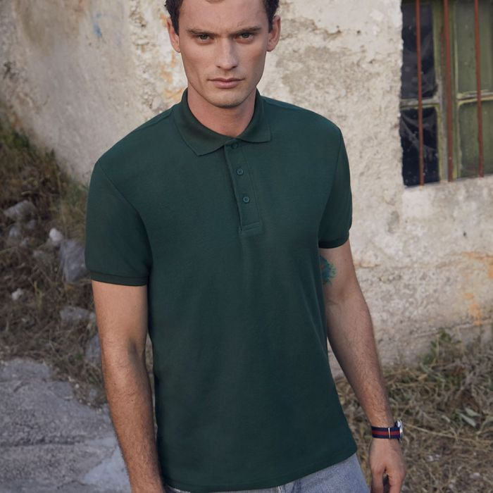 Fruit of the Loom - 65/35 Heavy Polo Shirt - F63-204-0