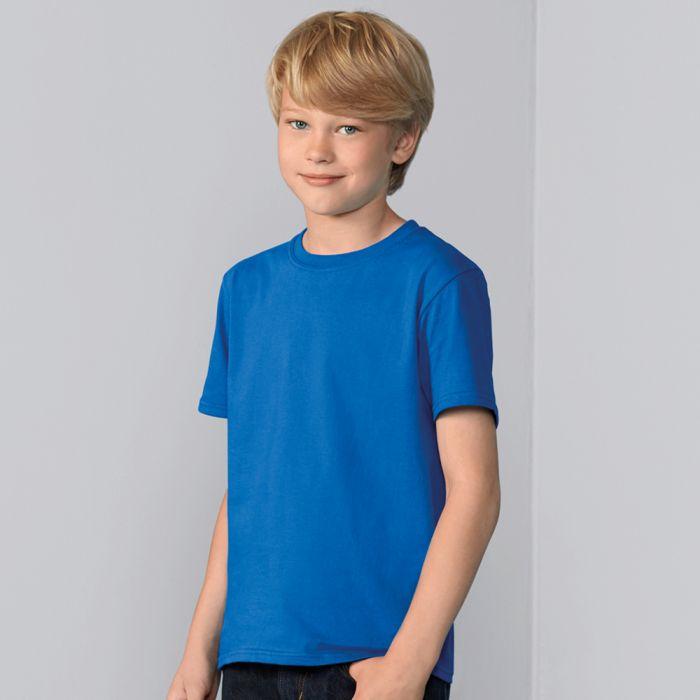 Gildan - SoftStyle Youth Ringspun T-Shirt - GD01B