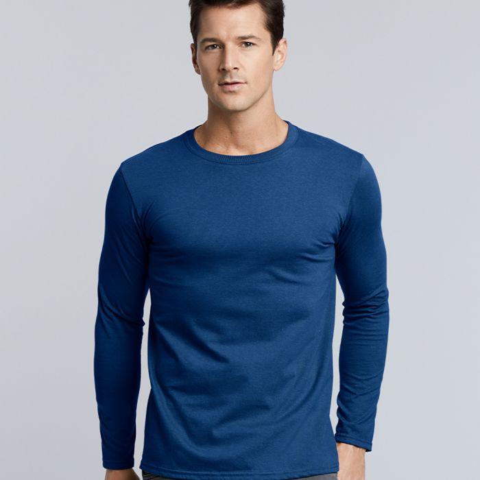 Gildan - SoftStyle Long Sleeve T-Shirt - GD11