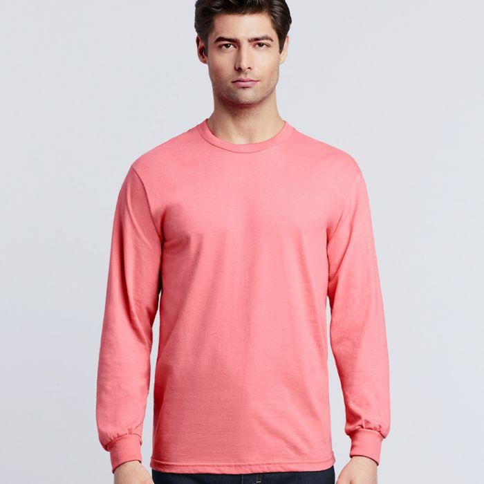 Gildan - Hammer Heavyweight Long Sleeve T-Shirt - GD22