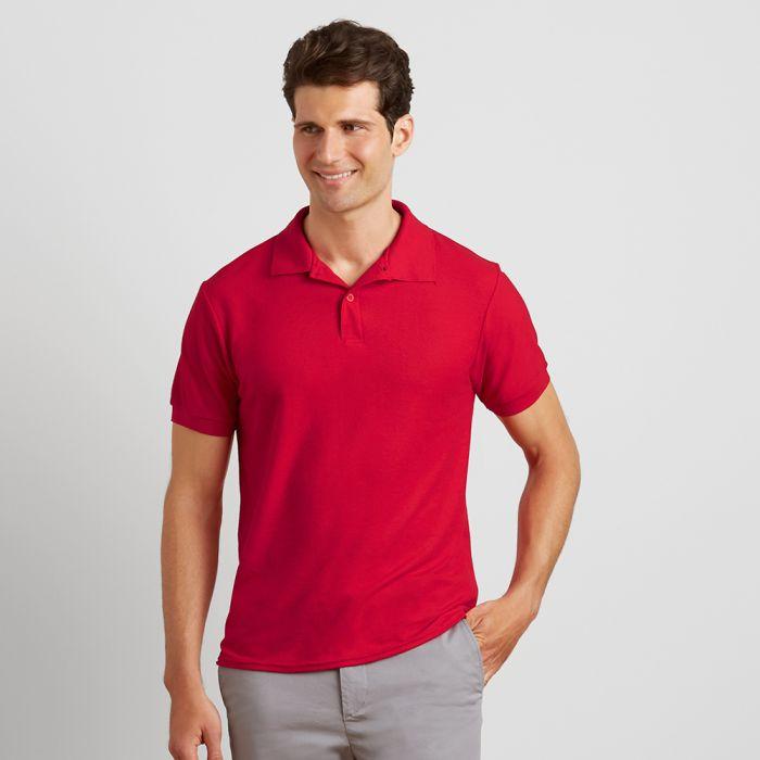 Gildan - DryBlend Double Pique Polo Shirt - GD42