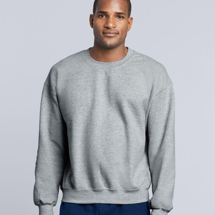 Gildan - Dry Blend Adult Crew Neck Sweatshirt - GD52