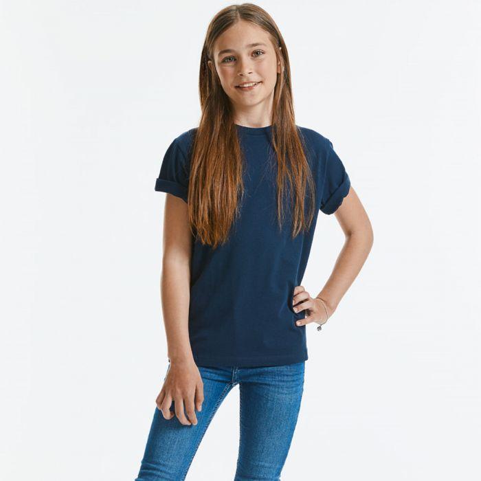 Russell - Kids Pure Organic T-Shirt - J108B