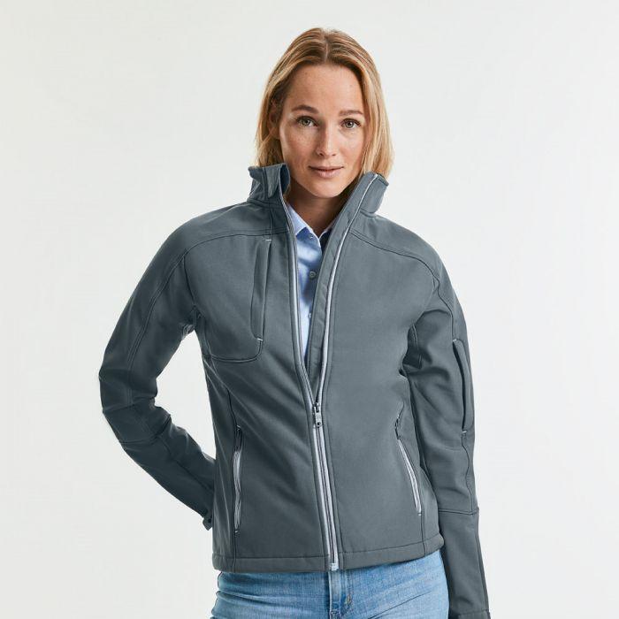 Russell - Ladies Bionic Soft Shell Jacket - J410F
