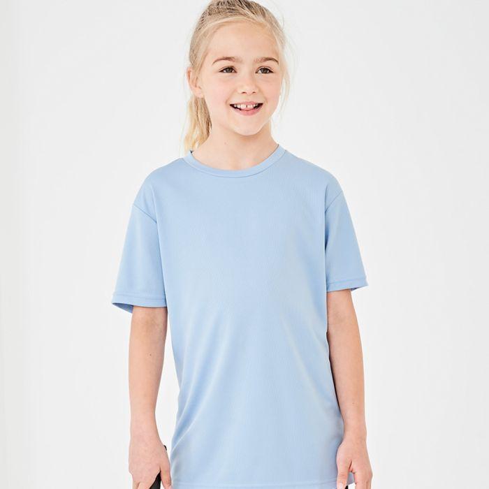 Just Cool by AWDis - Kid's Wicking T-Shirt - JC001B