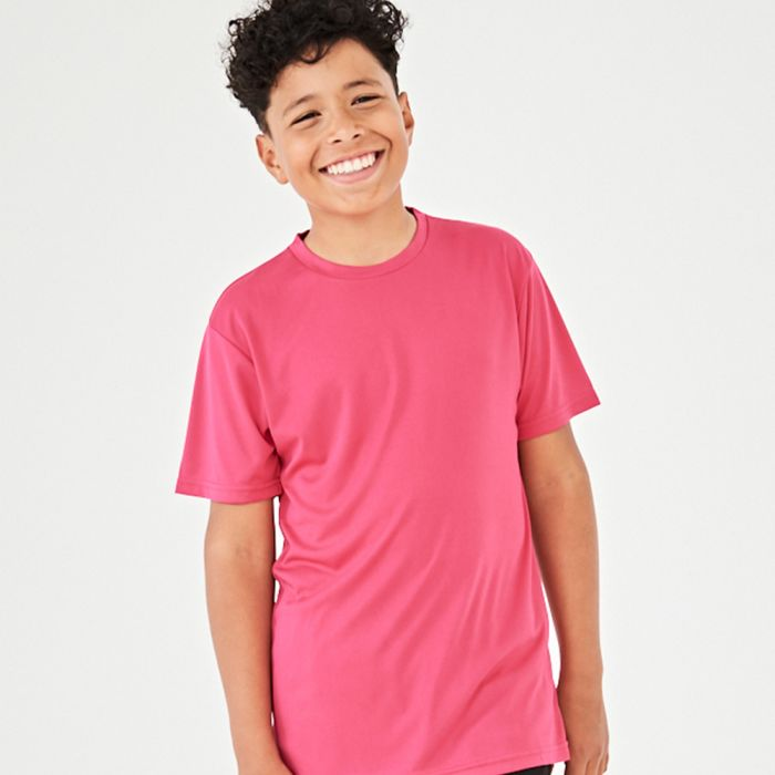 Just Cool by AWDis - Kids Cool Smooth T-Shirt - JC020B