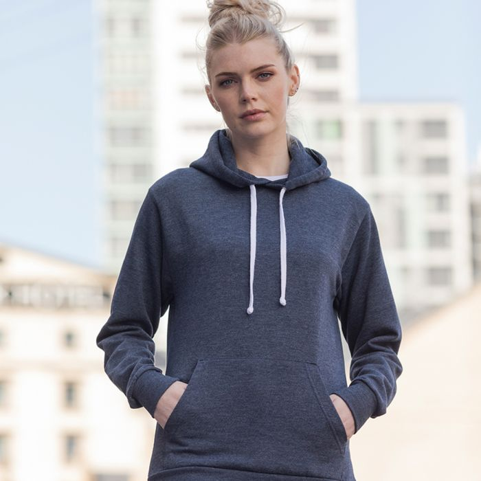 Just Hoods by AWDis - Heather Hoodie - JH008