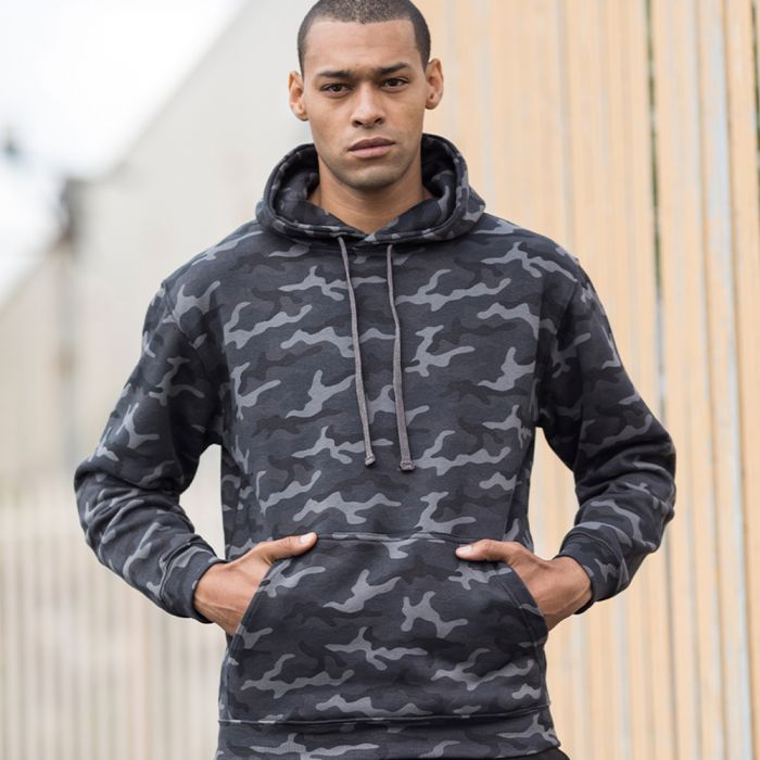 Just Hoods by AWDis - Camouflage Hoodie - JH014