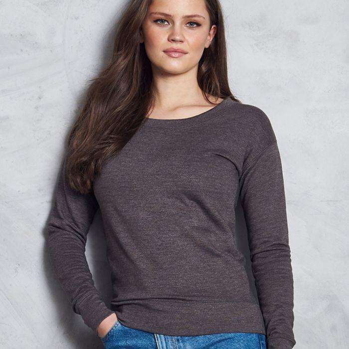 Just Hoods by AWDis - Girlie Fashion Sweatshirt - JH036