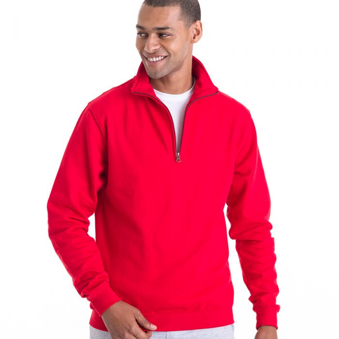 Just Hoods by AWDis - Sophomore Quarter Zip Sweat - JH046