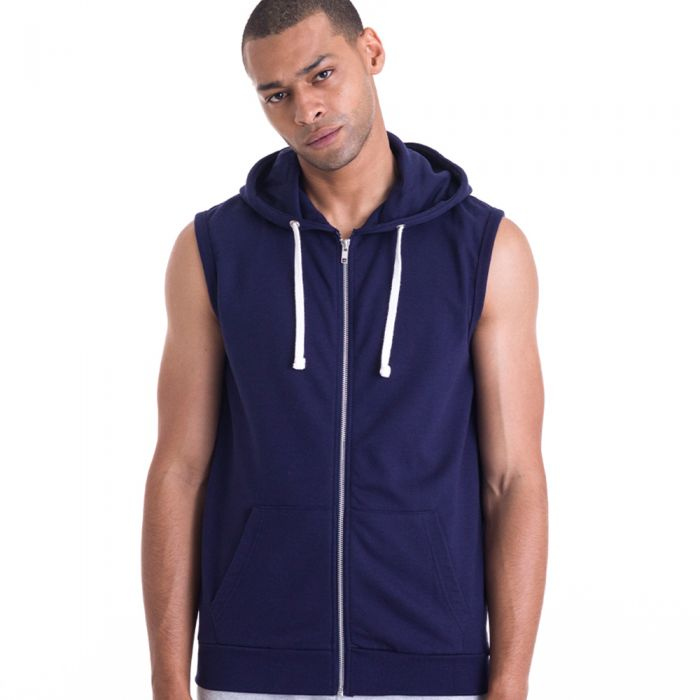 Just Hoods by AWDis - Sleeveless Zoodie - JH057