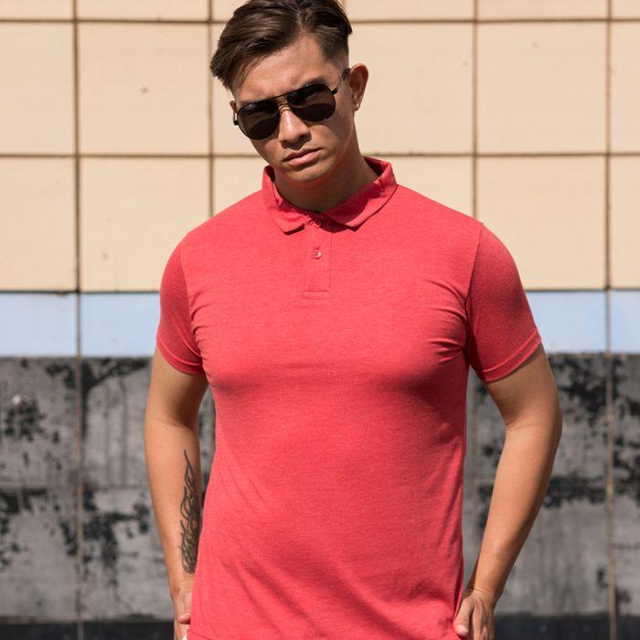 Just Ts & Polos by AWDis - Tri-Blend Polo Shirt - JP001