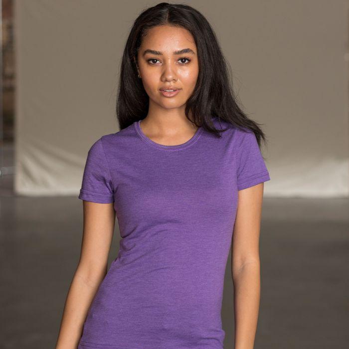 Just Ts & Polos by AWDis - Girlie Tri-Blend T-Shirt - JT001F