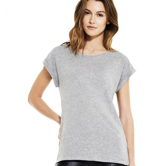 Continental - Women's Rolled Sleeve Tunic T - N20