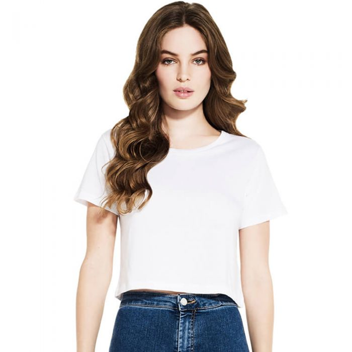 Continental - Women's Cropped Jersey T-Shirt - N28