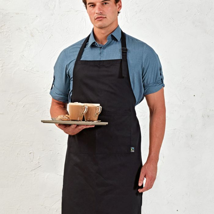Premier - Fairtrade Apron - PR112