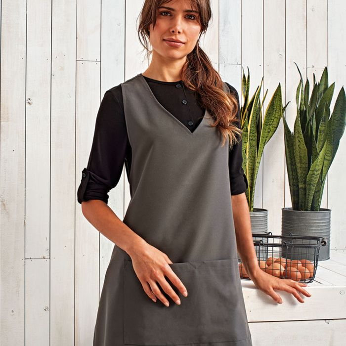Premier - Wrap Around Tunic Apron - PR177