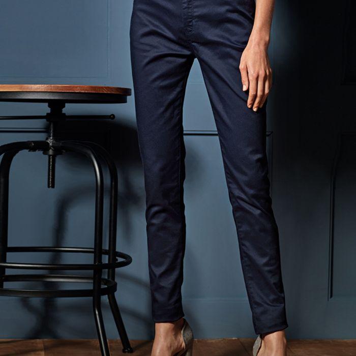 Premier - Ladies Performance Chino Jeans - PR570
