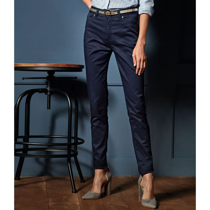 Premier - Ladies Performance Chino Jeans - PR570