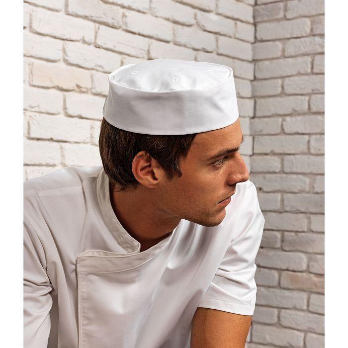 Premier - Turn-Up Chef's Hat - PR648