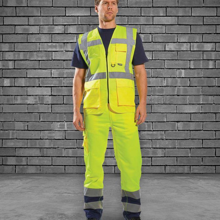 Portwest - Hi-Vis Executive Vest - PW303