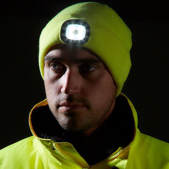 Portwest - LED Head Light Beanie - PW667